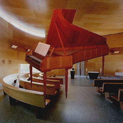 Fortepiano in Oberrohrbach